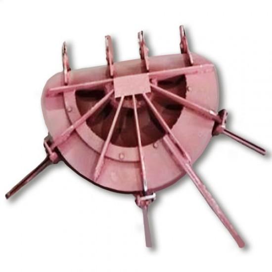 Пресс-формы для отводов из ППУ